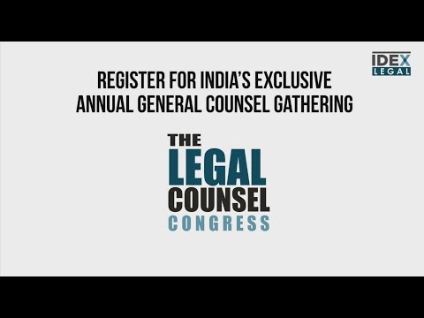 Legal Counsel Congress is back! (LCC)