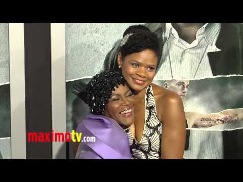 Cicely Tyson and Kimberly Elise at