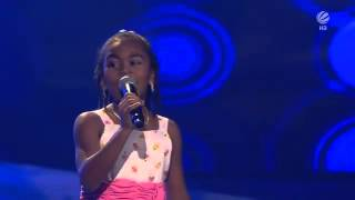 Gambar cover The Voice Kids  Chelsea Girl on fire