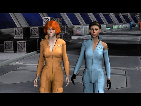 Aurora: Mudd in Your I--a Star Trek Fan Film (Complete)