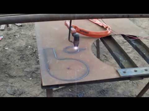 how to make a homemade plasma cutter