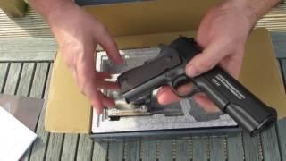 umarex colt 1911 a1 limited edition pistol