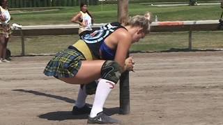 CHARMAS - The Highland Games Song Heavy Scottish Sports Video