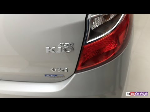 Maruti Alto K10 2017 Vxi Automatic Model Interior,Exterior Walkaround and Full Review