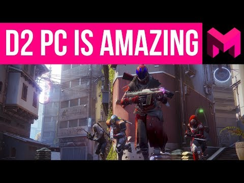 Destiny 2 PC PVP: It doesn't even feel like the same game