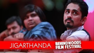 """Vijay Sethupathi was my 1st choice"" - Karthik Subbaraj - Jigarthanda, Best Tamil movie at BFF 2015"