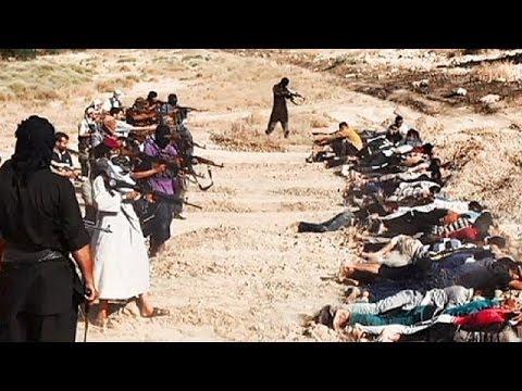 Ирак: экстремисты казнили пленных военных