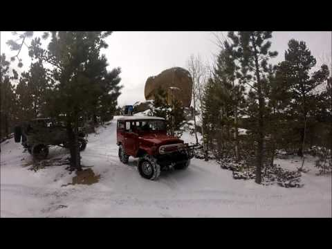 Schubarth Trail - Woodland Park, CO