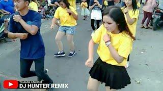 DJ Hunter Remix - RonggoLawe Bass Bosted Song ,Original Enak Buat Cek Sound Ataupun Goyang Karnaval