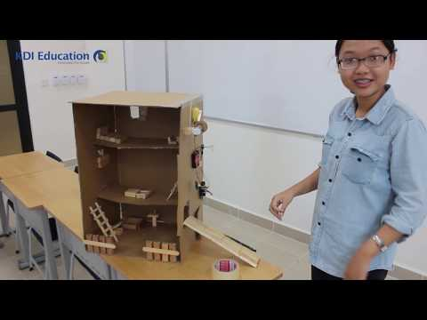 Innovation Camp - Ngôi nhà thông minh - Khánh Vy