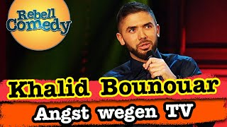 Khalid Bounouar – Nicht alles im Fernsehen glauben