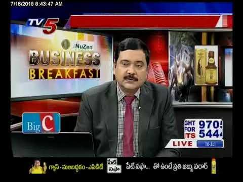 16th July 2018 TV5 News Business Breakfast