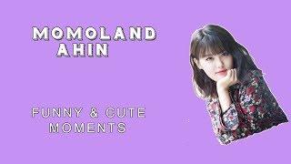 (MOMOLAND) Ahin funny & cute moments