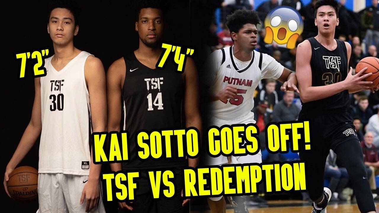 Philippines Basketball Recruit Kai Sotto Will Visit Kentucky