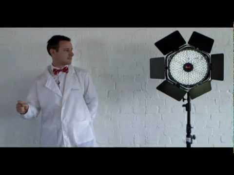 Alias Hire presents the Rotolight Anova