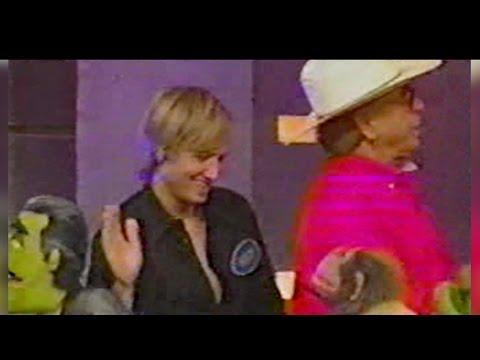 Keith Urban & Dixie Chicks Family Feud 2001 Ep2