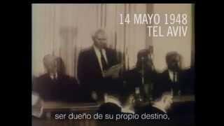 14 de mayo de 1948: Hace 66 años nace el Estado de Israel