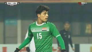 ملخص مباراة العراق والسعوديه{شاشه كامله} كأس اسيا تحت 23 سنة في الصين