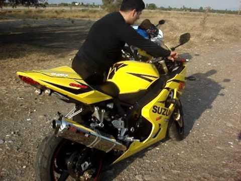 Suzuki Gsxr 600 >> suzuki gsxr 1000 k9,gsxr 600 k4 yoshımura full exhaust sound - YouTube