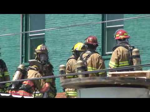 Three-alarm Fire Guts The Ugly Duck