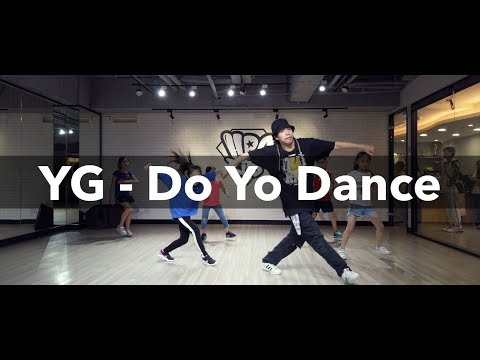 YG - Do Yo Dance ft. Kamaiyah, RJ, Mitch & Ty Dolla $ign | 小虎 Hip Hop(兒童入門)
