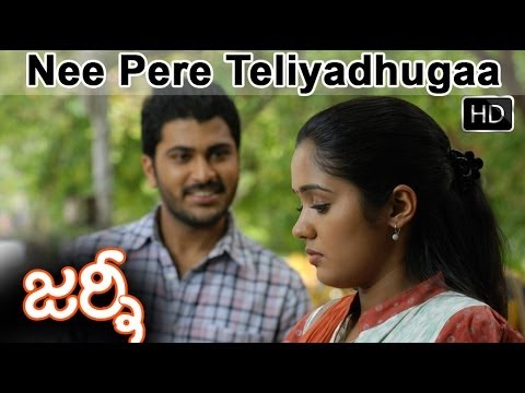 Nee Pere Teliyadhugaa Full Video Song || Journey Movie || Sharvanand || Jai || Anjali || Ananya