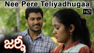 Nee Pere Teliyadhugaa Full Video Song || Journey Movie || Sharvanand || Jai || Anjali || Ananya