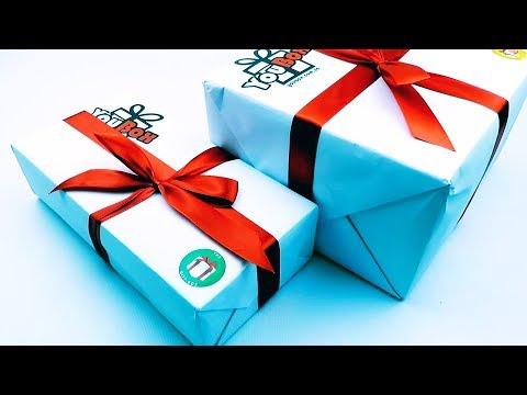 Смотреть РАСПАКОВКА БОЛЬШИХ СЮРПРИЗ БОКСОВ / Gift Box, Mix Box, Sweet Box онлайн