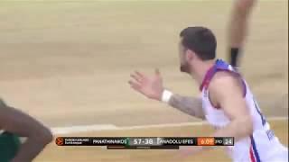 01.02.2019 / Panathinaikos OPAP - Anadolu Efes / Adrien Moerman