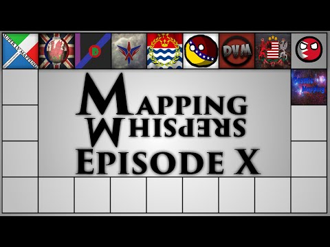 Mapping Whispers - Episode X - CosmicMapping