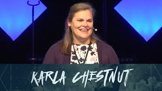 The Risk to Belong: It's Not About You! - Karla Chestnut