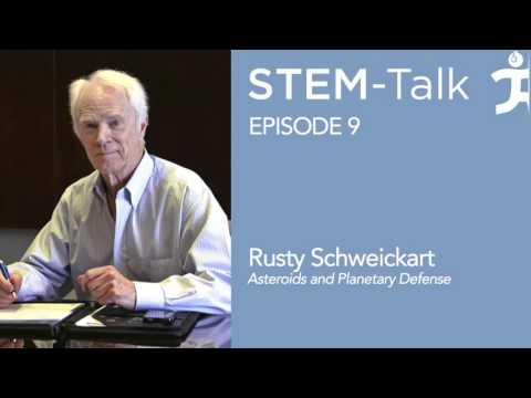 Episode 9  Rusty Schweickart discusses asteroids and planetary defense