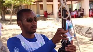 20 anos de Limpeza de Praia - Caravelas - Bahia