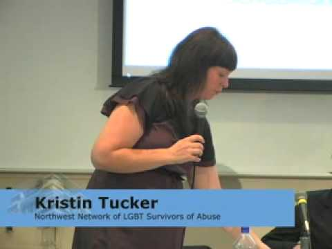 Understanding and Addressing LGBT Domestic Violence