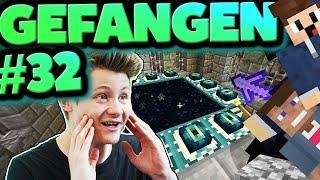 ATOMBOMBE gegen ENDERDRACHE | Minecraft Gefangen #32 (FINALE) | Logo & Felix