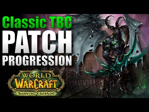 WoW Classic: How Should Classic TBC Patch Progression Be Implemented?