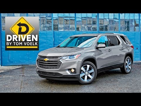 2018 Chevrolet Traverse Car Review