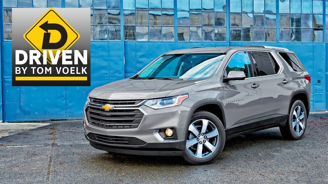 2018 Chevrolet Traverse Car Review