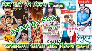 Asoj Month release movie|Box office collec|एक महिनामा यति धेरै फिल्म फल्प?कति Hit|Cp3,Jai Bhole,IMLM