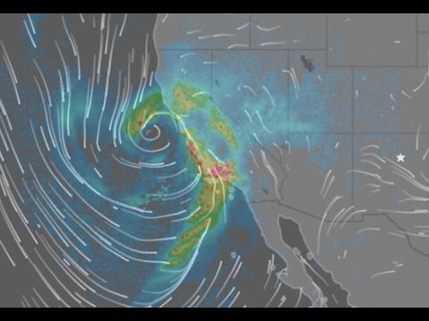 Solar Wind, Quake Watch, C(LIE)mate   S0 News Feb.17.2017