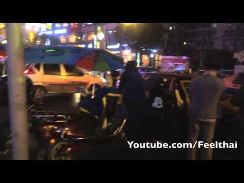 Changsha Nightlife at Jiefang street