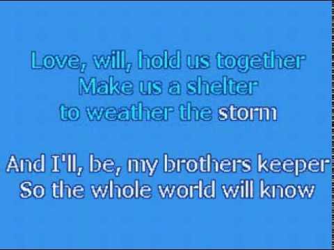 Karaoke - Hold Us Together