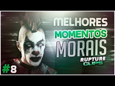 #8 MORAIS: TWITCH MELHORES MOMENTOS