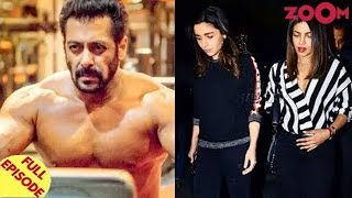Salman's special strategy to promote Fit India | Alia's big decision on Priyanka's ad