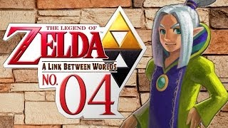 Zelda: A Link Between Worlds - Episode 4: Link Sees Dead People