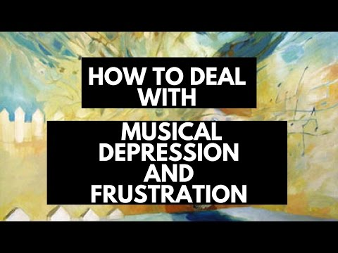 Dealing With Music Production Depression & Frustration