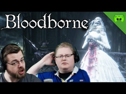 BLOODBORNE # 61 - Mergos Amme «» Let's Play Bloodborne Together | HD Gameplay