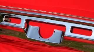 1969 1970 Oldsmobile 98 Bumper
