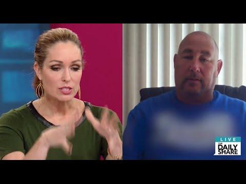 HLN censors Good Samaritan's pro-Trump t-shirt during re-run of interview