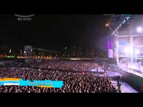 Foster the People - Broken Jaw - Live Lollapalooza Brasil 2012